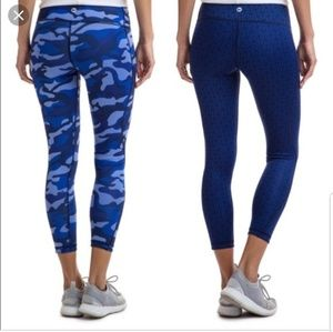 Vinyard Vines reversible leggings